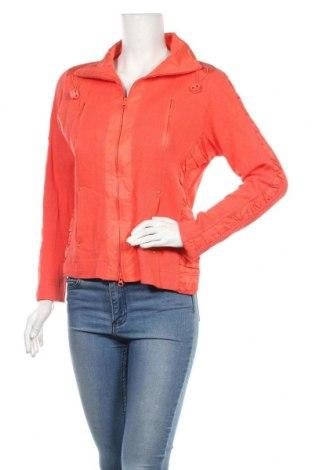 Дамско яке Bonita, Размер M, Цвят Оранжев, 50% памук, 50% модал, Цена 9,71лв.