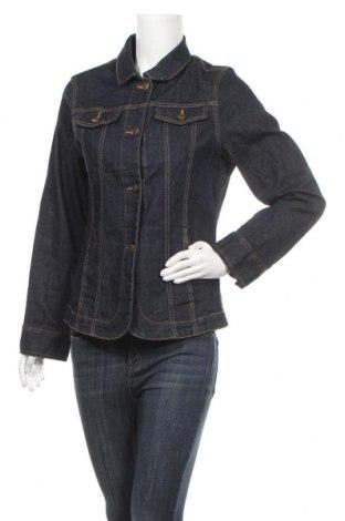 Дамско яке Capture, Размер M, Цвят Син, 98% памук, 2% еластан, Цена 15,50лв.