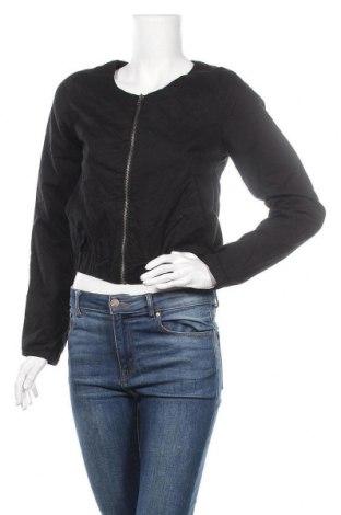 Дамско яке Cotton On, Размер M, Цвят Черен, Памук, Цена 9,71лв.
