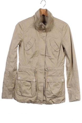Дамско яке Esprit, Размер XS, Цвят Бежов, Памук, Цена 14,36лв.