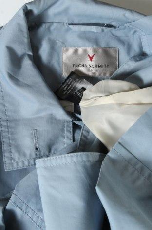 Дамско яке Fuchs & Schmitt, Размер L, Цвят Син, 63% памук, 37% полиамид, Цена 34,68лв.