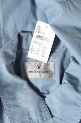 Дамско яке Fuchs & Schmitt, Размер L, Цвят Син, 63% памук, 37% полиамид, Цена 22,33лв.