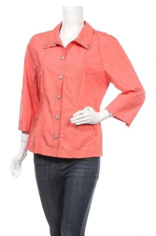 Γυναικείο μπουφάν G.W., Μέγεθος M, Χρώμα Ρόζ , 100% βαμβάκι, Τιμή 10,46€