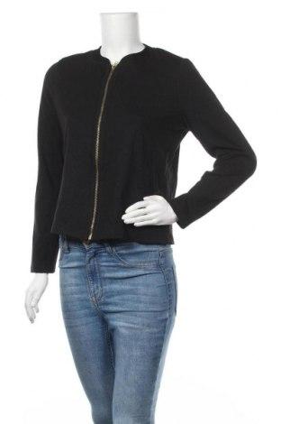 Дамско яке Gina, Размер M, Цвят Черен, 95% полиестер, 5% еластан, Цена 8,93лв.