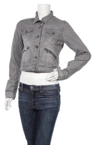 Дамско яке Glassons, Размер L, Цвят Сив, 99% памук, 1% еластан, Цена 8,45лв.