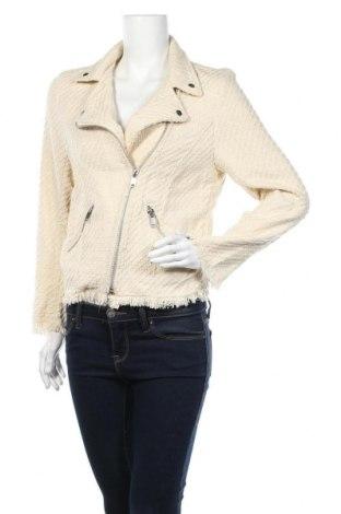 Дамско яке H&M, Размер M, Цвят Бежов, 45% акрил, 38% памук, 17% полиестер, Цена 15,54лв.
