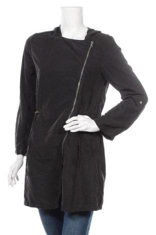 Дамско яке H&M Divided, Размер S, Цвят Черен, 70% модал, 30% полиестер, Цена 11,55лв.