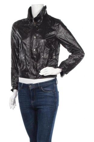 Дамско яке H&M Divided, Размер S, Цвят Черен, 65% полиамид, 35% полиестер, Цена 32,92лв.
