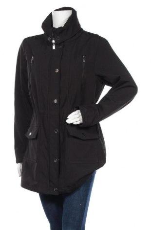 Дамско яке Janina, Размер L, Цвят Черен, 95% полиестер, 5% еластан, Цена 17,01лв.