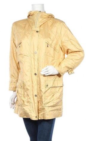 Дамско яке Malva, Размер XL, Цвят Жълт, 85% полиестер, 15% полиамид, Цена 8,69лв.