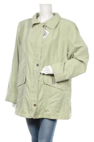 Дамско яке Malva, Размер XL, Цвят Зелен, 85% полиестер, 15% полиамид, Цена 14,01лв.