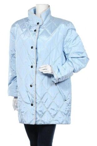 Дамско яке Maria Reich, Размер XL, Цвят Син, 85% полиестер, 15% полиамид, Цена 15,12лв.