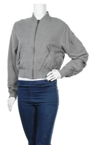 Γυναικείο μπουφάν Mtwtfss Weekday, Μέγεθος XS, Χρώμα Πράσινο, 42% lyocell, 30% βισκόζη, 28% βαμβάκι, Τιμή 9,78€