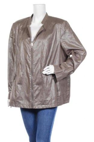 Дамско яке Samoon, Размер XL, Цвят Сив, 55% полиестер, 45% памук, Цена 10,96лв.