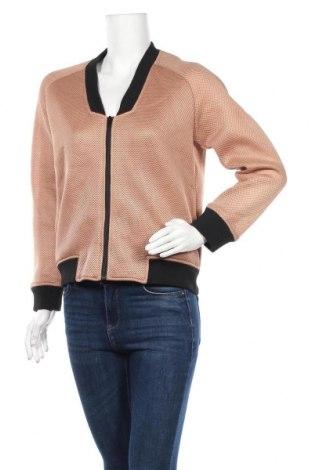 Дамско яке Second Female, Размер M, Цвят Розов, Полиестер, Цена 13,65лв.