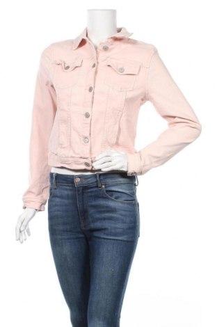 Дамско яке Serra, Размер M, Цвят Розов, Памук, еластан, Цена 39,90лв.