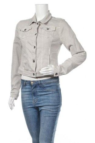 Γυναικείο μπουφάν Soya Concept, Μέγεθος M, Χρώμα Γκρί, 74% βαμβάκι, 24% πολυεστέρας, 2% ελαστάνη, Τιμή 8,57€
