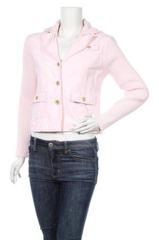 Дамско яке Street One, Размер M, Цвят Розов, 50% памук, 50% акрил, Цена 14,01лв.