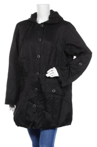 Дамско яке Takko Fashion, Размер XL, Цвят Черен, 43% памук, 46% полиестер, 11% полиамид, Цена 35,91лв.