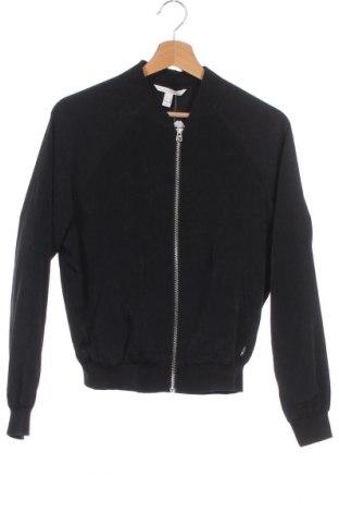 Дамско яке Tom Tailor, Размер XS, Цвят Черен, Полиестер, Цена 17,85лв.