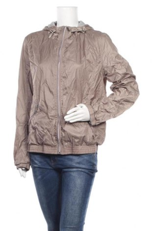 Дамско яке Up 2 Fashion, Размер L, Цвят Бежов, Полиестер, Цена 10,76лв.