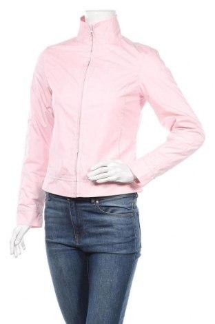 Дамско яке Zara Trafaluc, Размер S, Цвят Розов, 65% полиестер, 35% памук, Цена 21,26лв.