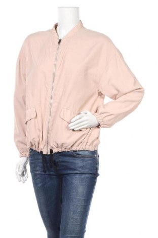 Дамско яке Zara Trafaluc, Размер XS, Цвят Розов, Полиамид, Цена 12,86лв.