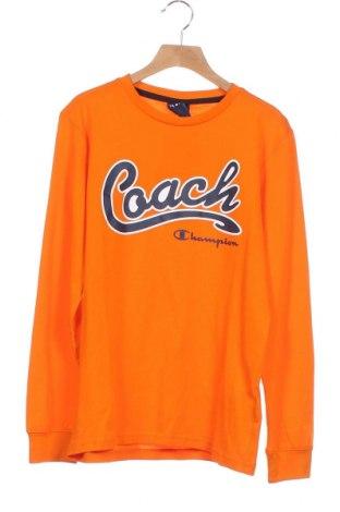 Παιδική μπλούζα Champion, Μέγεθος 11-12y/ 152-158 εκ., Χρώμα Πορτοκαλί, Βαμβάκι, Τιμή 8,34€