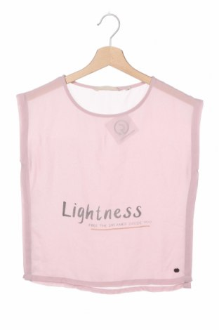 Детска блуза Garcia Jeans, Размер 11-12y/ 152-158 см, Цвят Розов, Цена 10,92лв.