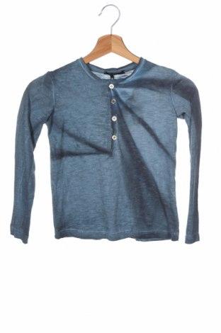Детска блуза Imperial, Размер 4-5y/ 110-116 см, Цвят Син, 50% памук, 50% полиестер, Цена 17,82лв.