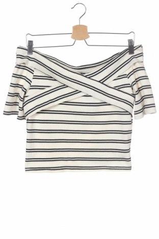 Παιδική μπλούζα New Look, Μέγεθος 13-14y/ 164-168 εκ., Χρώμα Λευκό, 95% βαμβάκι, 5% ελαστάνη, Τιμή 9,94€