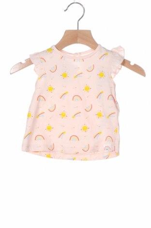 Παιδική μπλούζα ZY kids, Μέγεθος 2-3m/ 56-62 εκ., Χρώμα Ρόζ , Βαμβάκι, Τιμή 9,89€