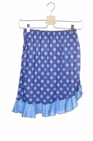 Dětská sukně  Expression, Velikost 13-14y/ 164-168 cm, Barva Modrá, Polyester, Cena  104,00Kč