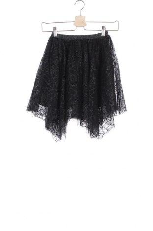 Παιδική φούστα H&M, Μέγεθος 8-9y/ 134-140 εκ., Χρώμα Μαύρο, Πολυεστέρας, Τιμή 8,96€