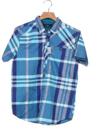 Παιδικό πουκάμισο, Μέγεθος 11-12y/ 152-158 εκ., Χρώμα Πολύχρωμο, Τιμή 13,51€
