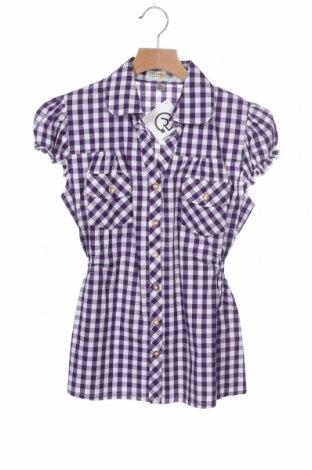 Παιδικό πουκάμισο Almsach, Μέγεθος 9-10y/ 140-146 εκ., Χρώμα Βιολετί, Βαμβάκι, Τιμή 7,89€