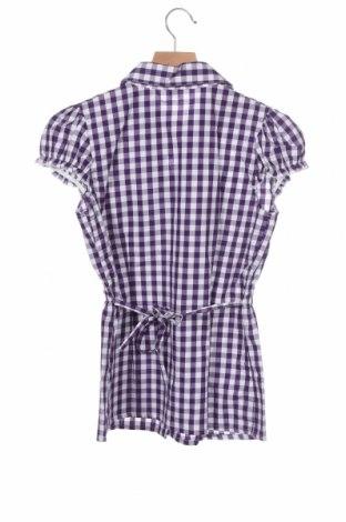 Παιδικό πουκάμισο Almsach, Μέγεθος 9-10y/ 140-146 εκ., Χρώμα Βιολετί, Βαμβάκι, Τιμή 10,76€