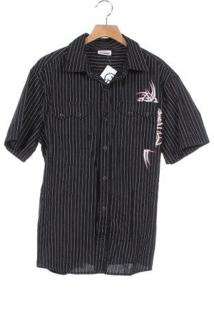 Παιδικό πουκάμισο Dognose, Μέγεθος 12-13y/ 158-164 εκ., Χρώμα Μαύρο, Βαμβάκι, Τιμή 3,41€