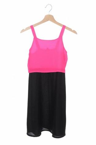 Παιδικό φόρεμα D-Xel, Μέγεθος 11-12y/ 152-158 εκ., Χρώμα Μαύρο, Πολυεστέρας, Τιμή 10,98€