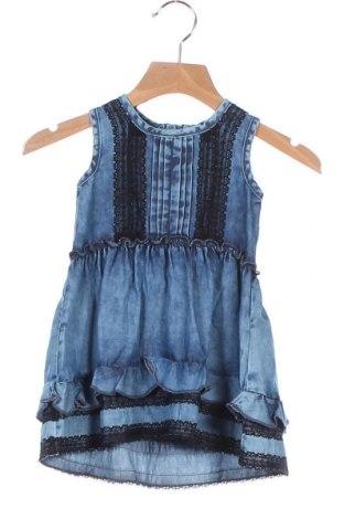 Παιδικό φόρεμα Diesel, Μέγεθος 3-6m/ 62-68 εκ., Χρώμα Μπλέ, Βαμβάκι, Τιμή 39,89€