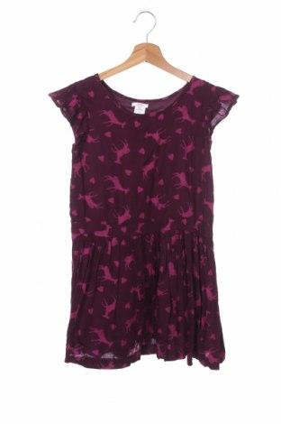 Dětské šaty  Joe Fresh, Velikost 10-11y/ 146-152 cm, Barva Fialová, Viskóza, Cena  140,00Kč