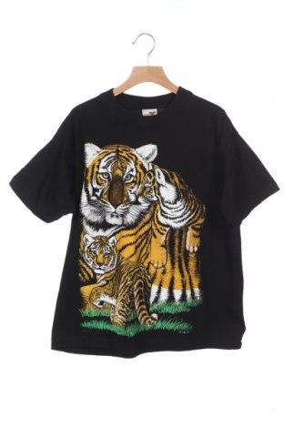 Παιδικό μπλουζάκι, Μέγεθος 13-14y/ 164-168 εκ., Χρώμα Μαύρο, Βαμβάκι, Τιμή 8,28€
