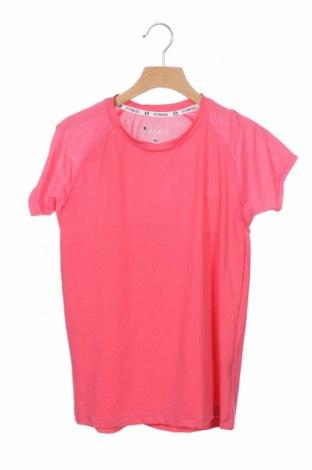 Παιδικό μπλουζάκι, Μέγεθος 10-11y/ 146-152 εκ., Χρώμα Ρόζ , 51% πολυεστέρας, 42% πολυαμίδη, 7% ελαστάνη, Τιμή 6,17€