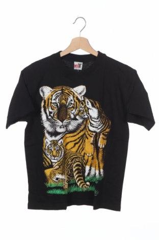 Παιδικό μπλουζάκι, Μέγεθος 12-13y/ 158-164 εκ., Χρώμα Μαύρο, Βαμβάκι, Τιμή 8,44€