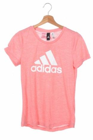Παιδικό μπλουζάκι Adidas, Μέγεθος 14-15y/ 168-170 εκ., Χρώμα Ρόζ , 63% βισκόζη, 35% πολυεστέρας, 2% βαμβάκι, Τιμή 18,19€