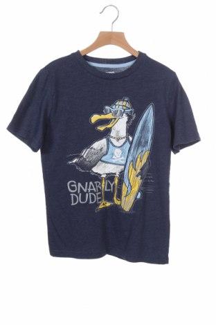 Dětské tričko  Arizona Jean Co, Velikost 13-14y/ 164-168 cm, Barva Modrá, 60% bavlna, 40% polyester, Cena  191,00Kč