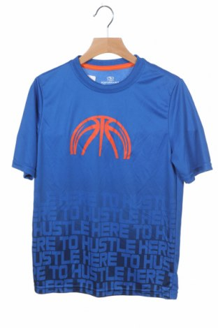 Παιδικό μπλουζάκι Athletic Works, Μέγεθος 10-11y/ 146-152 εκ., Χρώμα Μπλέ, Πολυεστέρας, Τιμή 7,27€