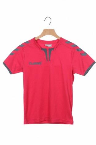 Παιδικό μπλουζάκι Hummel, Μέγεθος 6-7y/ 122-128 εκ., Χρώμα Ρόζ , Τιμή 6,36€