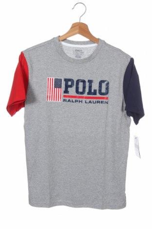 Παιδικό μπλουζάκι Polo By Ralph Lauren, Μέγεθος 15-18y/ 170-176 εκ., Χρώμα Πολύχρωμο, 100% βαμβάκι, Τιμή 22,37€
