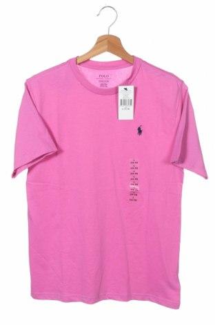 Παιδικό μπλουζάκι Polo By Ralph Lauren, Μέγεθος 14-15y/ 168-170 εκ., Χρώμα Ρόζ , 100% βαμβάκι, Τιμή 20,77€